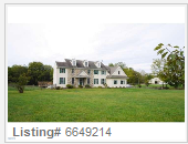 Horse Property For Sale West Chester PA